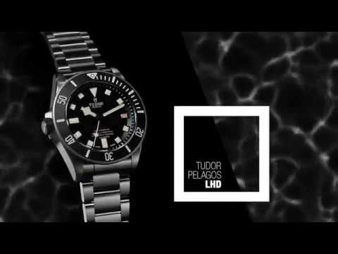 tudor pelagos lhd youtube. Black Bedroom Furniture Sets. Home Design Ideas