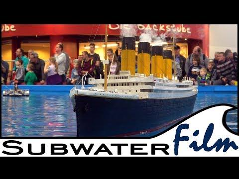 Intermodellbau DORTMUND | Show 2019 - rc vessels