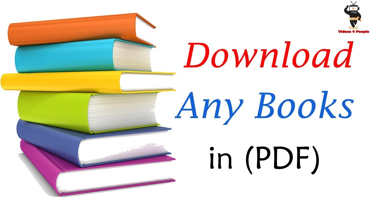 Any Book For Pdf