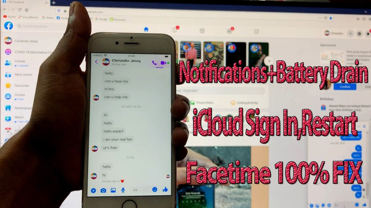 [Windows]MEID iCloud Bypass+Notifications+Battery Drain+iCloud Sign In+Restart 100% FIX