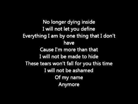 Anymore-Emmy Rossum Lyrics!