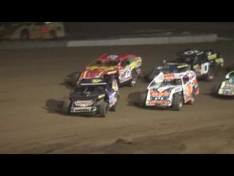 IMCA Modified feature Independence Motor Speedway 6/11/16