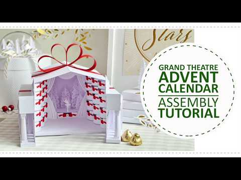 Advent calendar in Grand theatre / Assembly tutorial