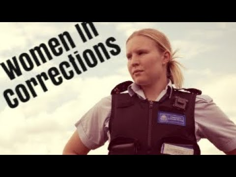 The importance of Women in Corrections.