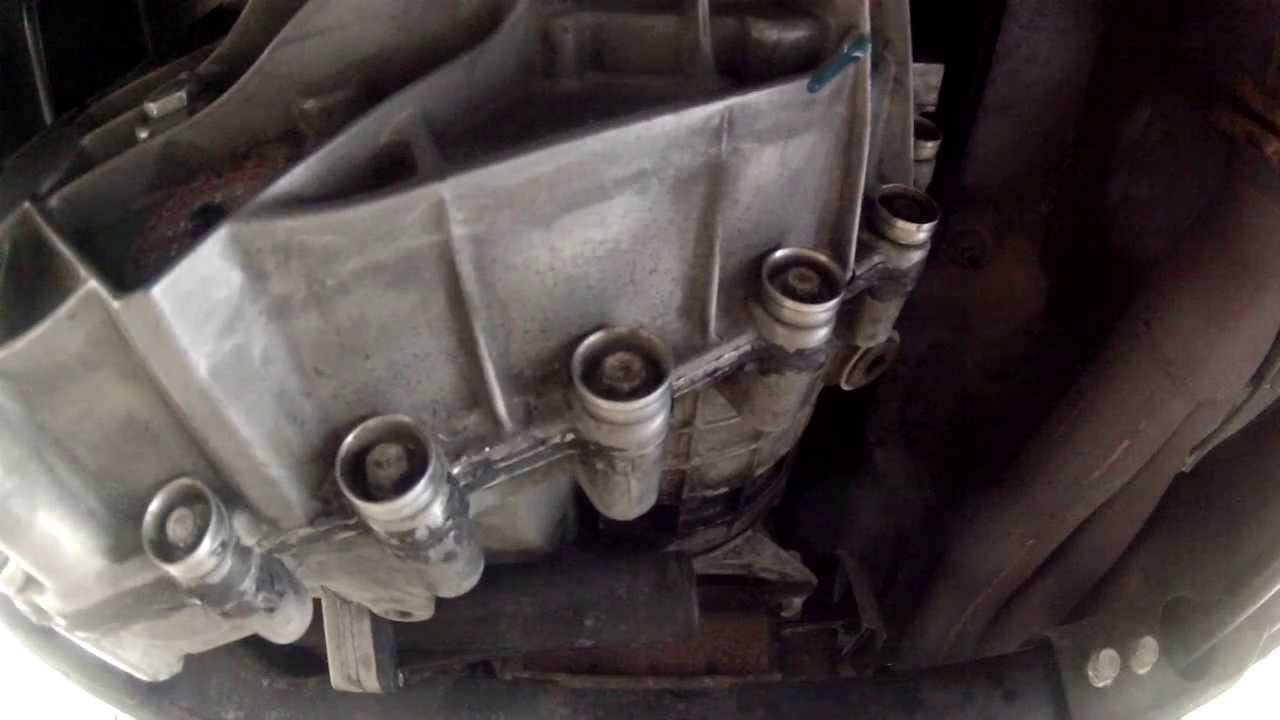 Tahoe Transfer Case Leak - YouTube