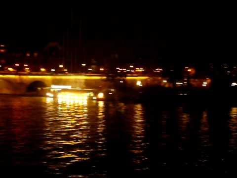 Seine River, Paris Night
