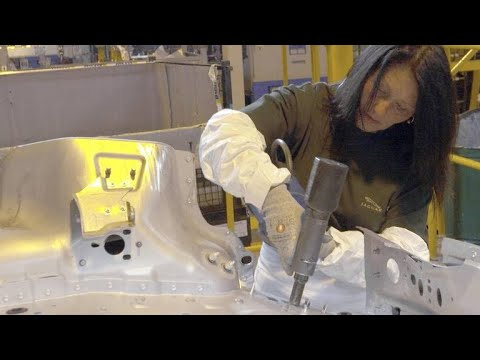 Why Jaguar Uses Aerospace Aluminum to Build Its Cars