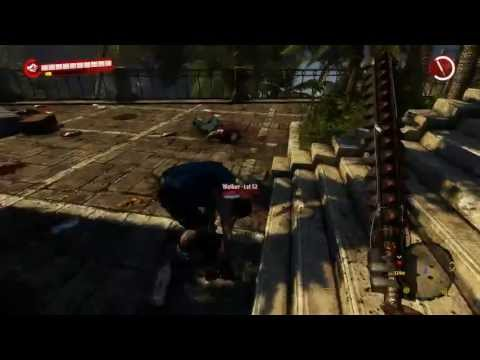 Dead Island Homerun Baseball Bat Mod Location