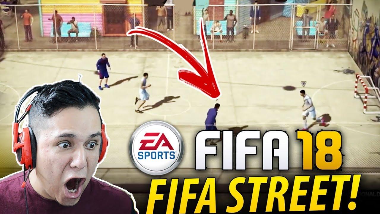 Fifa street 2018 online team play ryan mendes da graa fifa 18