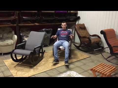 """Купить недорого кресло-качалку """"Стандарт"""", рогожка №54 в интернет-магазине ВолгаСтиль, цена 6400 руб"""