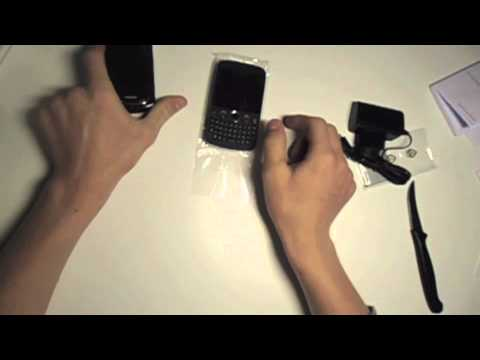 Sony Ericsson txt | Unboxing [Deutsch/German]