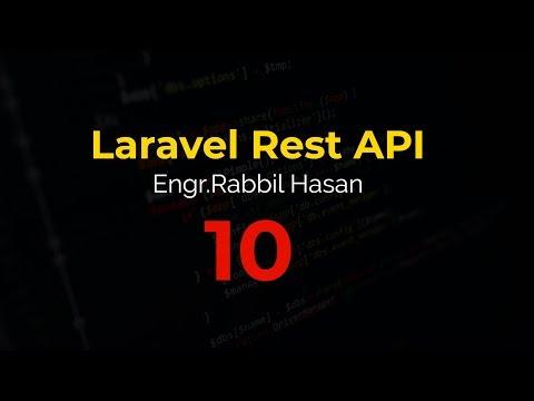 Laravel API Tutorial Bangla | Part 10  Lumen API Response thumbnail