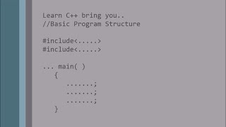 overview of turbo c programming