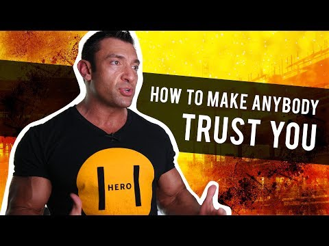 The 1 Secret to Make Anyone Trust You