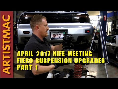 Rock Chevrolet Grayslake Il >> NIFE April Meeting 2017 - Suspension Upgrades - Part 1 ...