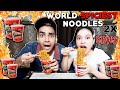 2X NUCLEAR FIRE NOODLE CHALLENGE(Indian version) 🔥LAKSHAY THAKUR
