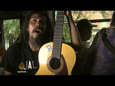 Jakarta's street musicians star in award-winning documentary