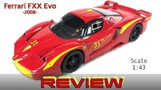 Ferrari FXX EVO Diecast Review - Ferrari GT Collection 1:43 scale