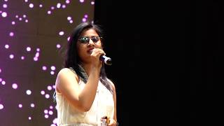 best-solo-singing-performance-female-top-bollywood-old-songs-khyati-foundation-annual-day-2019