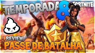 FORTNITE Battle Pass Temporada 8! ¡Piratas y plátanos! Alerón