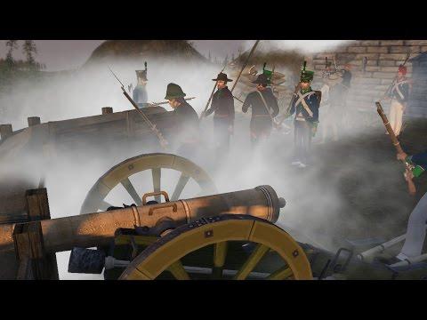 Warband Independencia de Chile - Asedio en el nuevo Cuartel (SP)