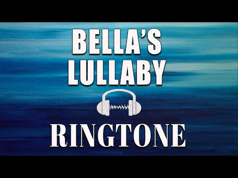 Bella's Lullaby Music Theme Song Trap Remix