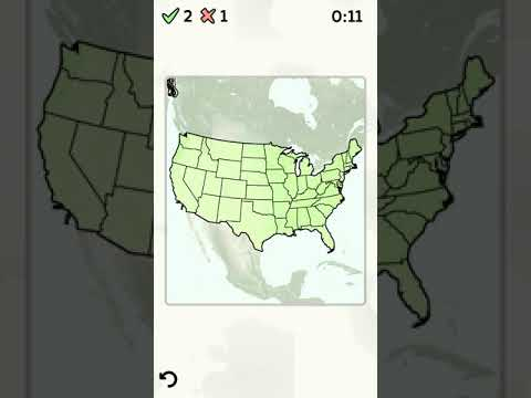 US States Quiz - Maps, Flags, Capitals & More - Apps on ...