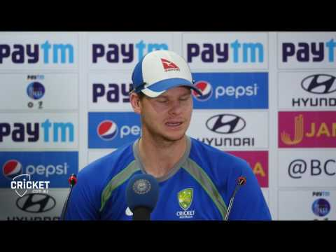 """Proud"" Smith says Australia have the momentum"