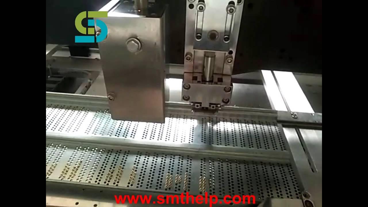 Pin Insertion Machine