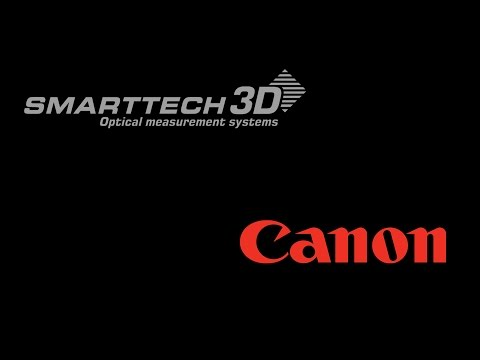 SMARTTECH 3D scanners & CANON - conference summary 3D Technology for Industry and Education