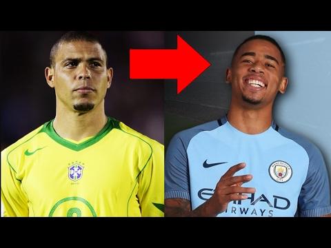 I Giocatori EREDI di Giocatori FAMOSI (Ronaldo-Gabriel Jesus ecc.)