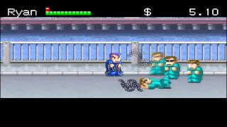 Let's Play River City Ransom EX with Mah-Dry-Bread - Part 1: Why doesn't anyone remember this game?