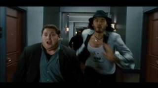 Get Him To The Greek - Film Clip - Sergio chases Aldous and Aaron