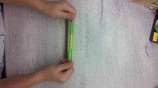 Обзор ручки Happy 0,5 мм.