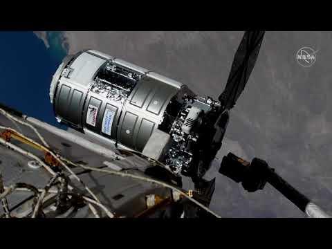 Supplies, cargo reach International Space Station