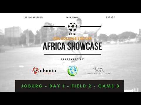 Africa Showcase 2018 - Johannesburg - Day 1-Field 2-Game 3