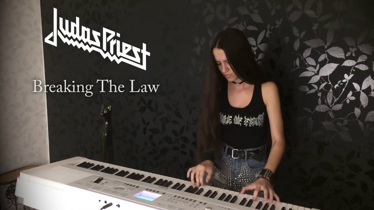 Heavy metal songs with piano