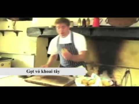 Hướng dẫn chiên khoai tây giòn siêu ngon | Địa điểm ăn uống