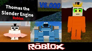 Thomas the Slender Engine ROBLOX Update V6.000 By NotScaw [Roblox]