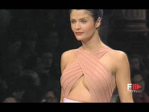 HERVÉ LÉGER Spring Summer 1994 New York - Fashion Channel