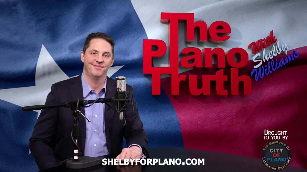 "The Plano Truth with Shelby Williams, Ep. 3 - ""What's so Bad About Communism?"""