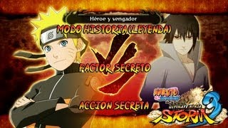 Naruto Shippuden: Ultimate Ninja Storm 3 Walkthrough + Full Burst - Parte 11 |Capitulo 2 Naruto vs Sasuke Boss Jefe Gameplay Español/Japanese 1080p Xbox360/PS3