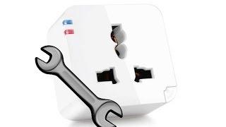 Обзор Kankun Smart Plug Socket Wi-Fi Умной интернет розетки