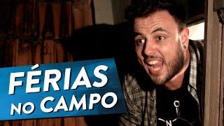 FÉRIAS NO CAMPO