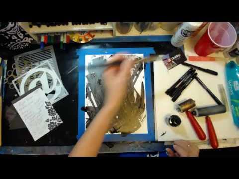 NYEve Streamathon: Yupo Experiment