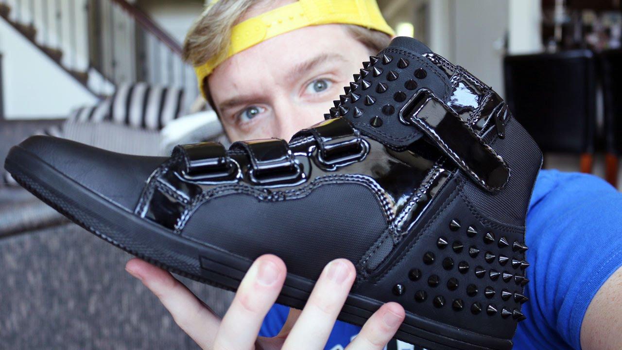 nike shoes haul youtube gamer chad 948130