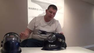unboxing and review of Optrel E680 welding helmet