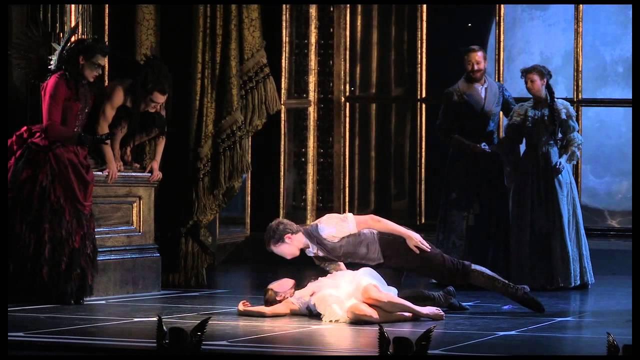 El ballet, la ópera y el teatro