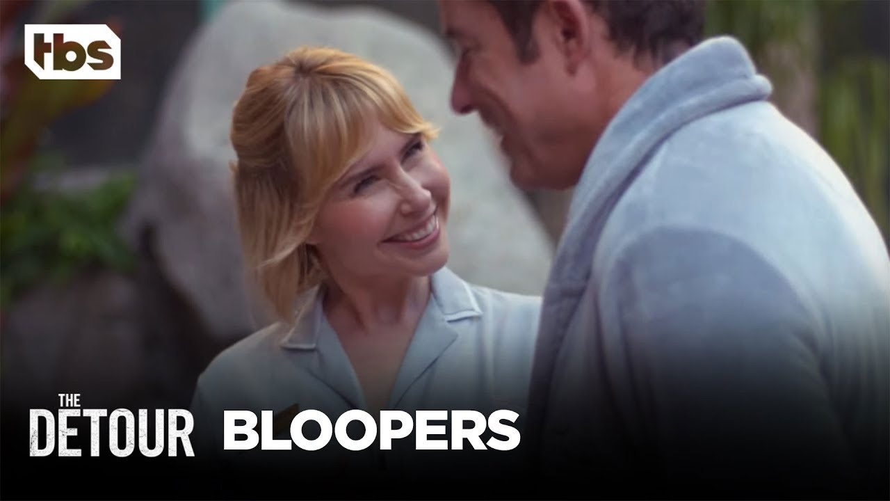 Download The Detour: Bloopers | TBS