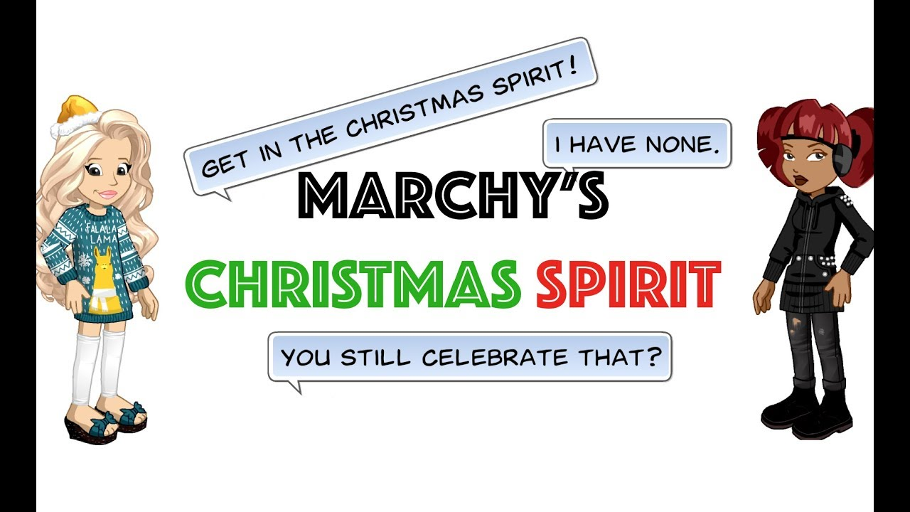 A QUEENCEMBER TO REMEMBER: DAY 3 - MARCHY\'S CHRISTMAS SPIRIT - YouTube